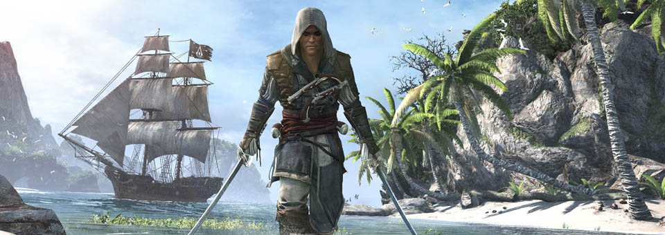 Un gran destino espera a Edward Kenway en Assassin's Creed IV: Black Flag