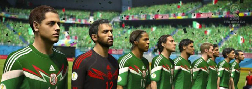 FIFA World Cup Brazil estrena demo en plataformas digitales