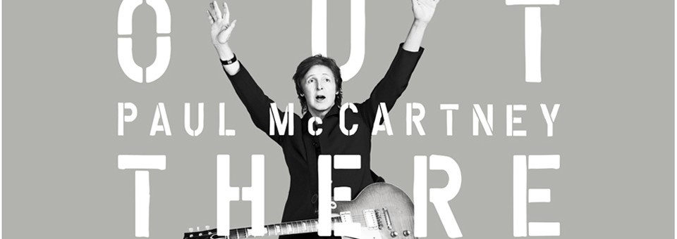 "Paul McCartney de vuelta a Europa  con su gira ""Out There"""