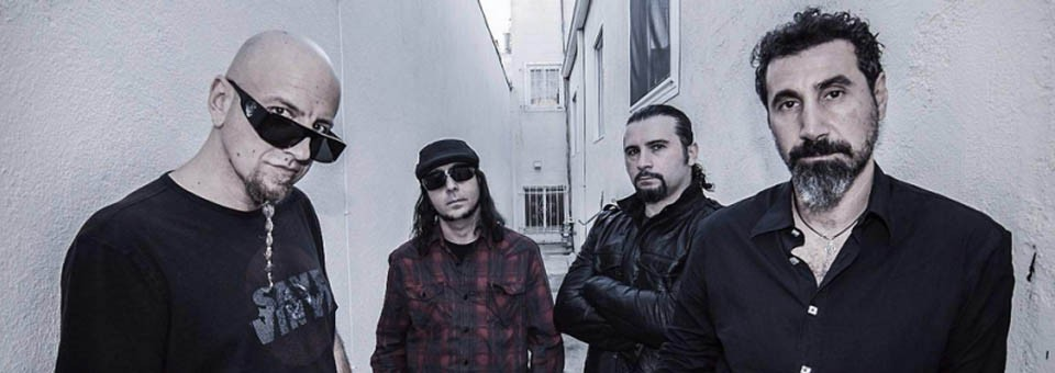 System of a Down regresa a México