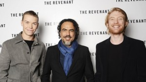 the revenant domhnall y will